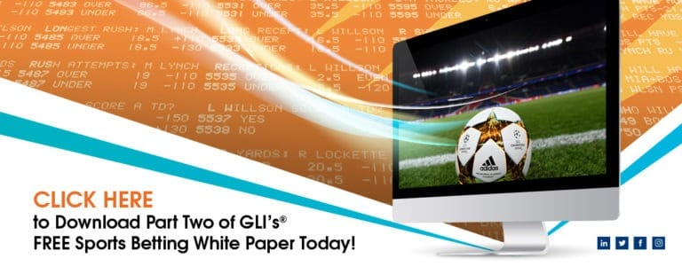 DOWNLOAD GLI'S SPORTS BETTING WHITE PAPER PART 2