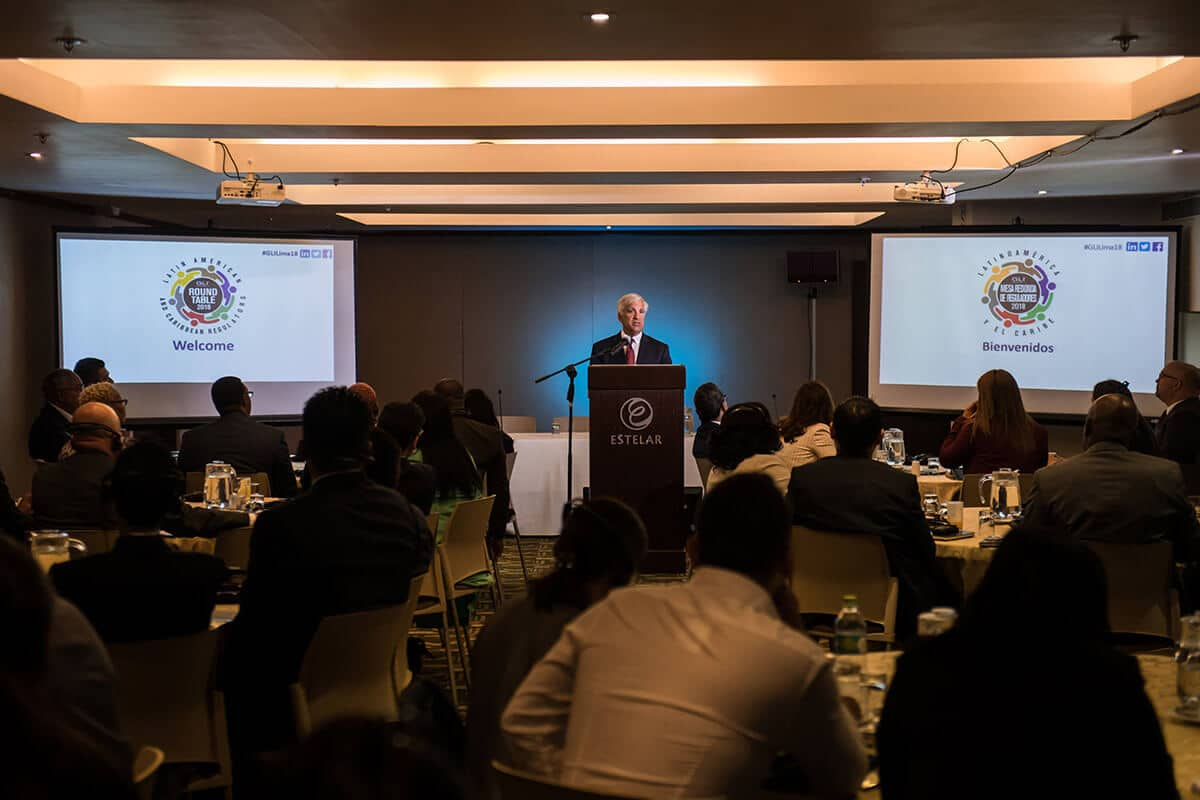 GLI CEO James Maida Delivers Keynote Address at 2018 Latin American & Caribbean Regulators Roundtable